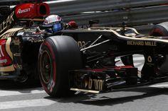 Romain Grosjean, Lotus, Monte-Carlo, Monaco, 2013
