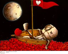 Waves of Desire - Fabio Napoleoni @ Art Center Gallery 1-866-254-6523