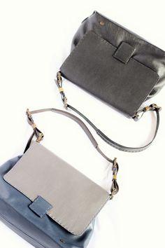 Lwandisa Handbags Black And Denim Tsonga Handmade In South Africa