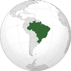officially the Federative Republic of Brazil