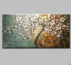 (NO framed)New MODERN ABSTRACT CANVAS ART WALL DECOR OIL PAINTING 1p #Abstract