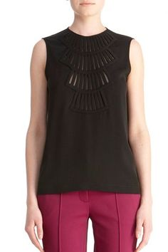 Kaley Top | Tops by DVF