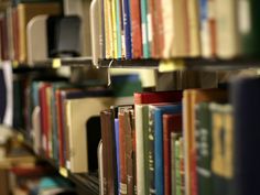 """NPR's culture blog is saying that libraries could be pop culture's """"next big thing""""."""