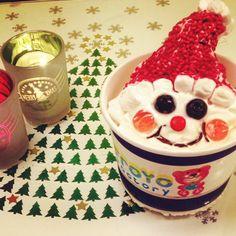 "@froyofactory's photo: ""Julestemning i FroYo #mums #østerbrogade49 #froyofactory #østerbrogade #østerbro #copenhagen #frozenyoghurt #christmas"""