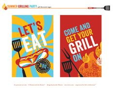 BBQ Party Free Printable