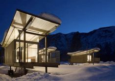 Elegant Modern Prefab Homes Defy Portable House Type | Designs & Ideas on Dornob