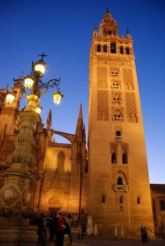 Catedral de Sevilla,  Spain (done 2012) but I'd like to return