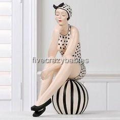schwimmerin mit rotem haar pinterest skulptur keramik und gartenkeramik. Black Bedroom Furniture Sets. Home Design Ideas