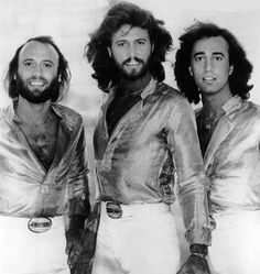 Bee Gees - saw them in Atlanta in 70's. Great.  Wonder how Barry will fair now that he's lost all of his brothers...I wish him well. mg