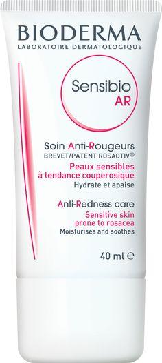 Bioderma Sensibio AR - Anti Redness Cream. Para las venitas coperouse de la cara. (No me gusta porque me produce grasa donde lo aplico)