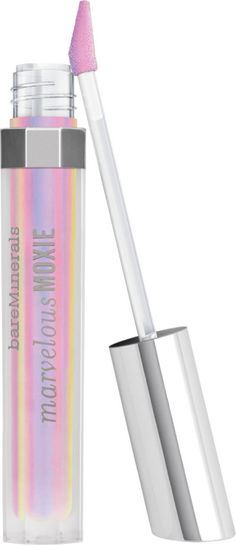 bareMinerals Marvelous Moxie Lipgloss Iridescent Top Coat in Illusionist