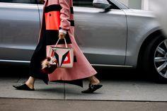 Fendi bag and Céline shoes. Love, love, love!!!