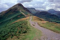Cat Bells Path, Lake District