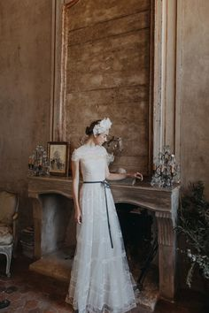 When in Provence. Divine Atelier, Romantic Weddings, Dot Dress, Spring Collection, Bridal Dresses, Boho, Campaign, Provence, Future