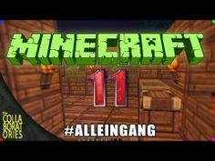 MINECRAFT IM ALLEINGANG LP Folge 11 - YouTube