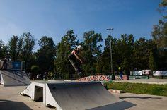 skatepark│Park Miejski │Bytom │fot. Natalia Bojanowicz