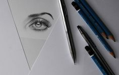 Realistic Pencil Drawings by Ileana Hunter