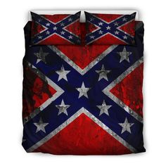 Southern Pride, Southern Comfort, Patriotic Pictures, Confederate Flag, Must Have Items, Bedding Sets, Comforter, Perfect Match, Duvet Cover Sets