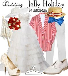 Jolly Holiday *Wedding