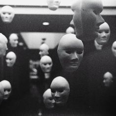 #Art #face #faces #film #35mm #35mmfilm #streetphotography #streetphoto #streetart #gallery #exhibition #mask #istillshootfilm #ishootfilm #filmisnotdead #instagood #blackandwhite #bnw #canonA1 #50mm #canon #shadows #contrast