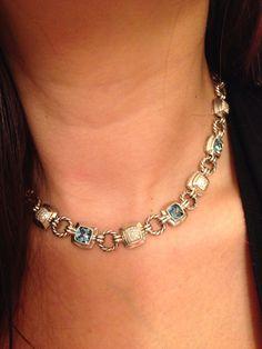 David Yurman Necklace Body Chains, David Yurman, Antique Gold, Jewellery, Jewels, Luxury, Diamond, Antiques, Fashion