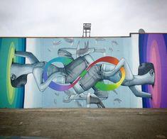 Depuis les années 80, le street art s'est considérablement développé, jusqu'à devenir aujourd'hui un pan très apprécié de l'art. La France possède de nombreux talents dans ce domaine. C'est notamment le c...