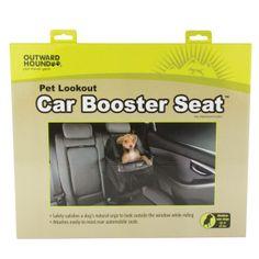 Outward Hound Auto Booster Dog Seat | Booster Seats | PetSmart