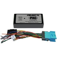 PAC C2R-GM11B Radio Replacement Interface (2005-2006 Cobalt, 2004-2007 Malibu, 2005-2007 G6, No OnStar(R))