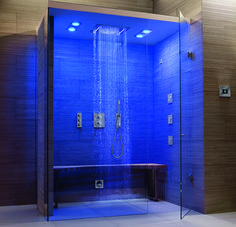 Grohe F-digital Deluxe douche Walk In Shower, Bathroom Ideas, Bathtub, Rooms, Future, Digital, Design, Crafts, Home