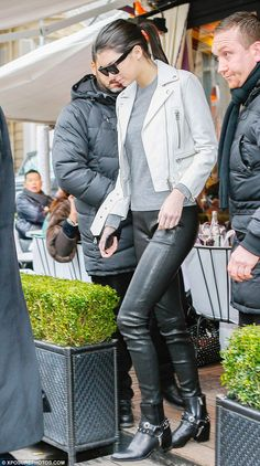 6a586f68dd7b Kris jenner tries to upstage daughter Kendall in sexy thigh-high boots