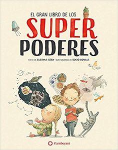 """""""El gran libro de los superpoderes"""" ..."""