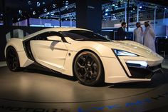#Lykan #Hypersport - Wow, that's slick. #SuperCar #Style #Design #Speed #Luxury #Cars #CarShowSafari