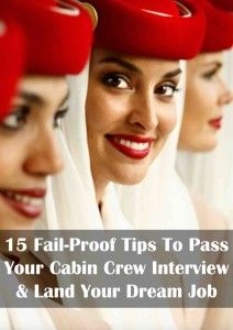 Pass First Time: Cabin Crew Interview Road Map To Success Your Personal Cabin Crew Interview Guru & Coach Video 1 of 6: Completed VIDEO #1 Your Personal