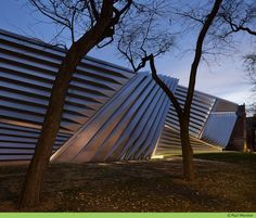 Eli & Edythe Broad Art Museum / Zaha Hadid Architects
