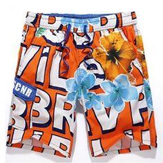 e37c2229d7303 Dry Swim Trucks Men's Shorts, Sport Shorts, Casual Shorts, Short Homme,  Shorts