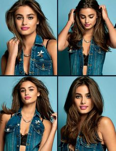 Taylor Hill?  my other wife   says dont speak spanish and took 2 years of spanish language clases   in high school listen to them!