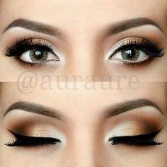 Gorgeous make up inspiration [ BodyBeautifulLaserMedi-Spa.com ] #makeup #spa #beauty