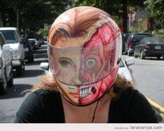 y este #casco??? www.fanoutics.com