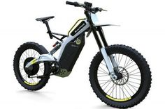 Bultaco Brinco. Electric bike.