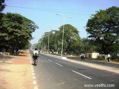 Roads of Durgapur