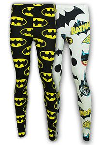 Batman Leggings coming this week!