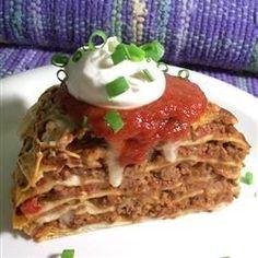 Burrito Pie - Allrecipes.com