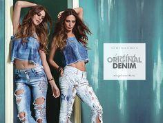 Companheiros para qualquer hora e verdadeiros curingas na hora de compor looks, o jeans é peça certa no closet da mulher brasileira. Escolha o seu e arrase!