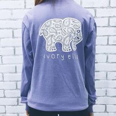 Pocketed Lavender Paisley Print $31.99