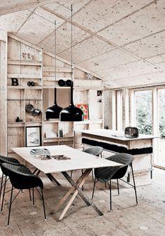 Normann Copenhagen - Hang Lamp (black)