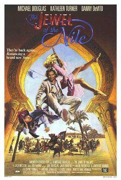 JEWEL OF THE NILE 1985