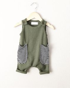 Baby boy harem romper olive green waffle knit baby boy outfit baggy stripes pockets tank romper baby baggy boy green harem knit olive outfit pockets romper stripes tank waffle frisuren step by step Baby Outfits, Kids Outfits, Tomboy Outfits, Emo Outfits, Toddler Outfits, Fashion Kids, Baby Boy Fashion, Queer Fashion, Toddler Fashion