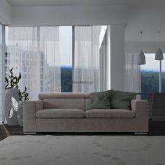 Sofa - Rosanero - Atlanta rozkładana   DecoMania.pl