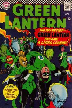 On this episode, Spencer and I discuss Green Lantern #45-47. ATTN. LISTENERS: Please subscribe, Rate & review us on either iTunes or Stitcher. and Don't forget to tell your friends about this s…