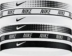 Women's Hats & Beanies | Nike, adidas, Champion| Finish Line Skinny Headbands, Nike Headbands, Athletic Headbands, Head Wrap Headband, Black Headband, Athletic Looks, Sporty Style, 6 Packs, Women Brands